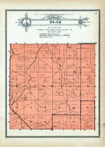 Township 31 Range 12, Rock Falls, Holt County 1915